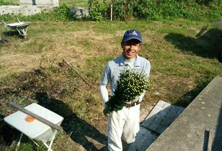 就農者の写真1